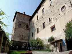 Rocca di Angera - Ingresso Museo della Bambola