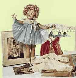 Museo della Bambola - Bambola Americana