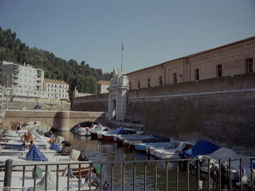 Interno Mole Vanvitelliana Ancona