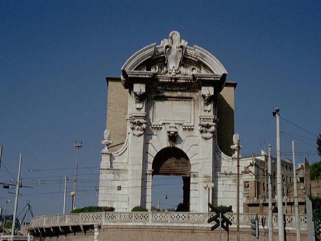 Foto di Porta Pia ad Ancona