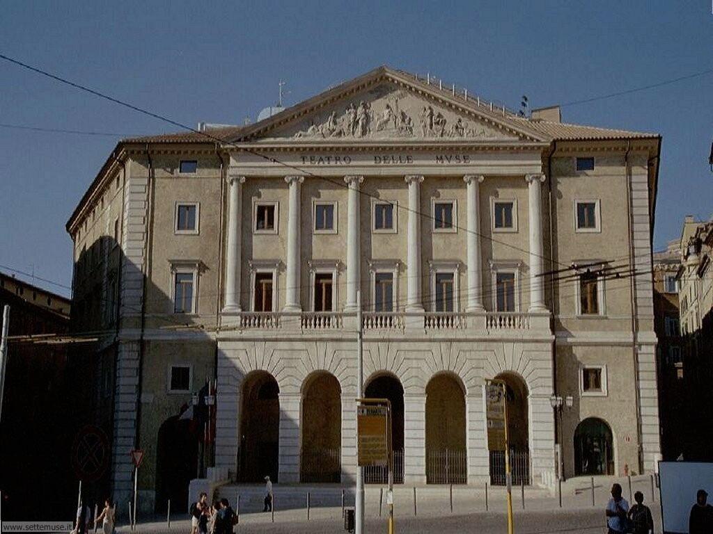 Teatro delle Muse - immagini di Ancona