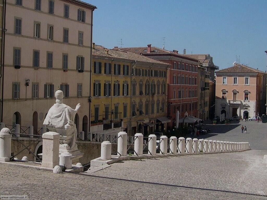 Foto Ancona, Piazza Plebiscito