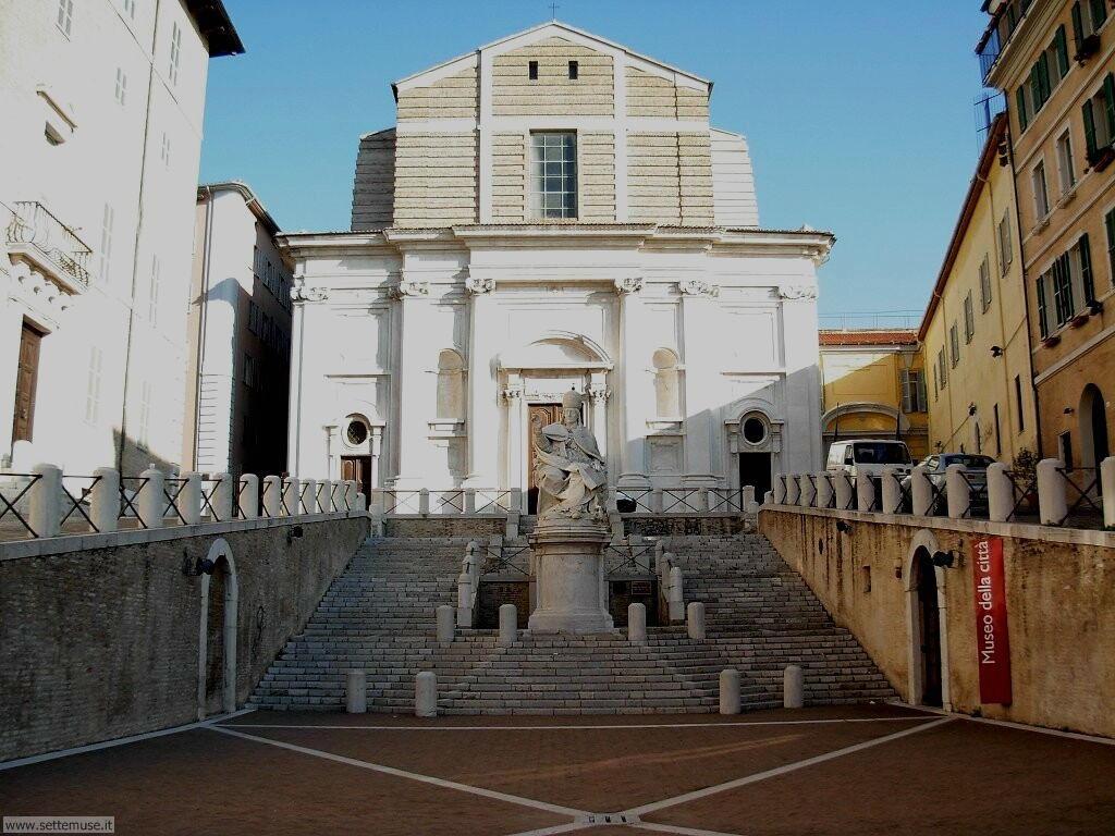 Ancona Piazza del Papa o Plebiscito