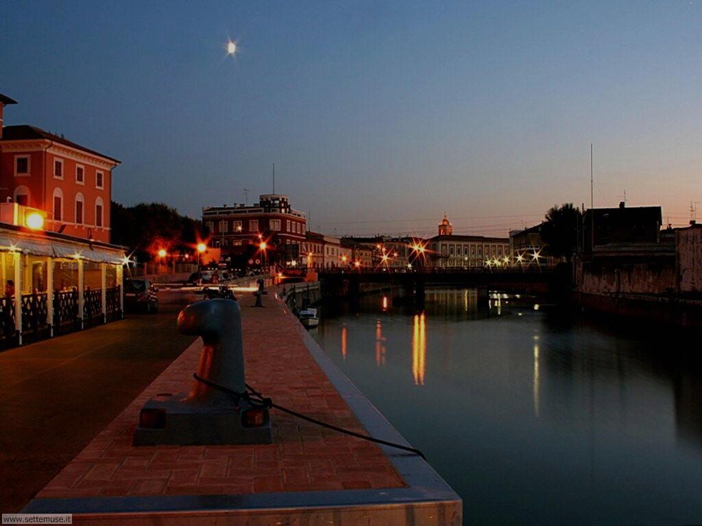 Senigallia, Lungomare di sera