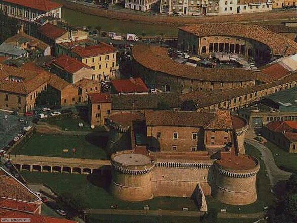 Panoramica della Rocca