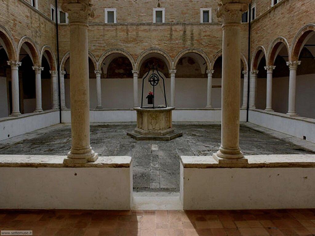 Chiostro Santa Maria delle Grazie