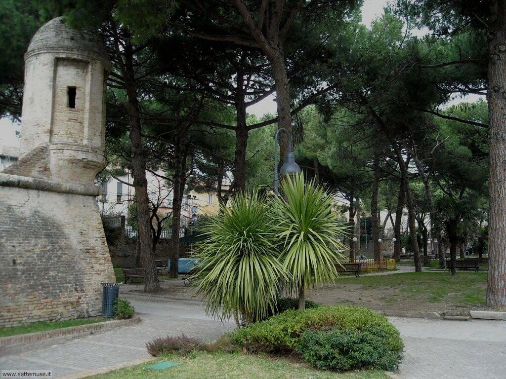 Giardini Catalani di Senigallia