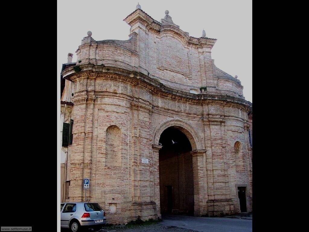 Interno Porta Mazzini