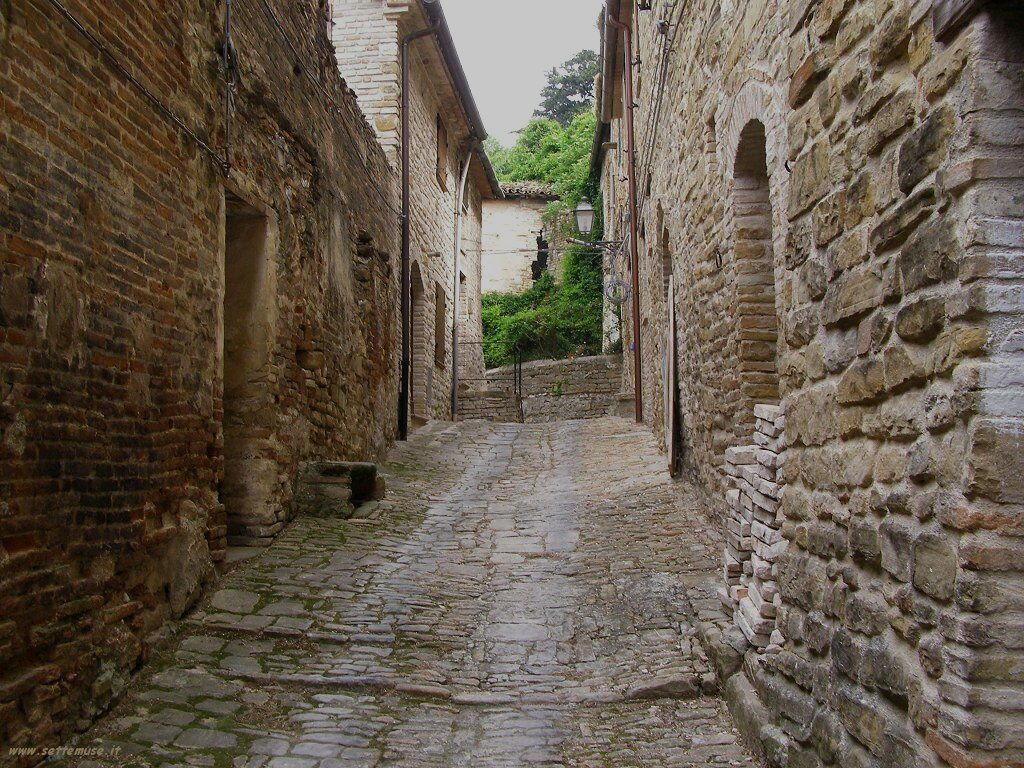 Serra San Quirico immagini del paese