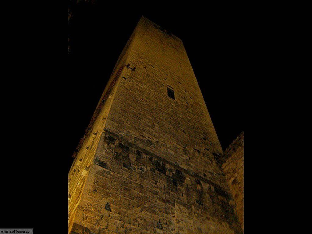 Ascoli Piceno di notte