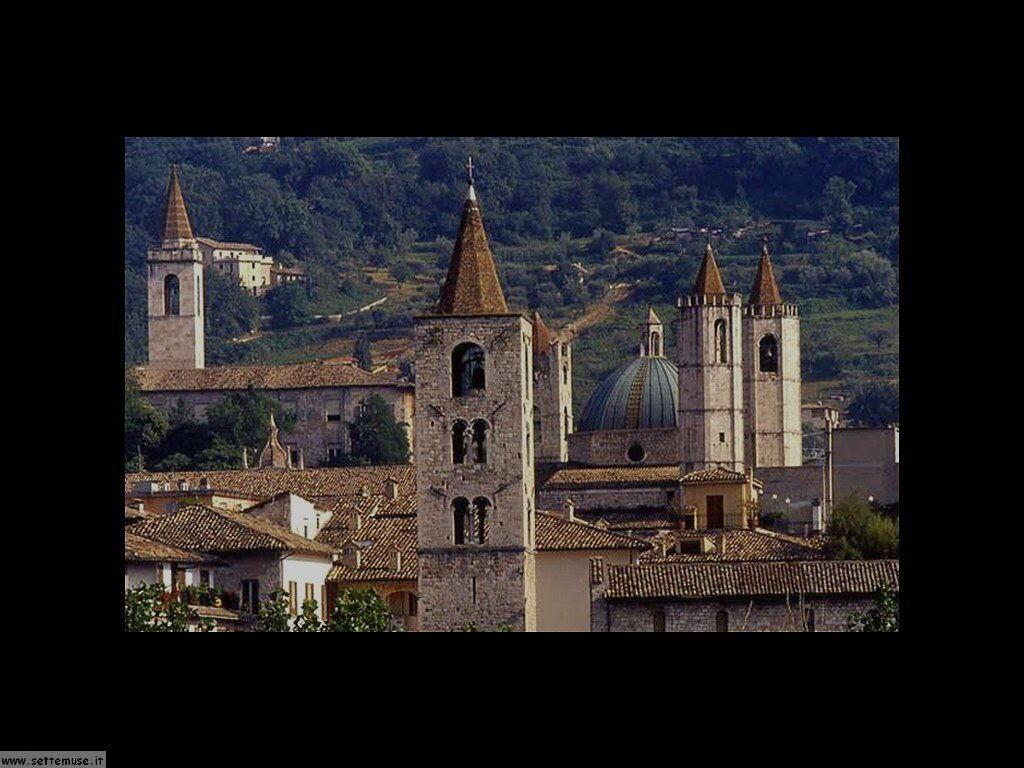 Panorama di Ascoli Piceno