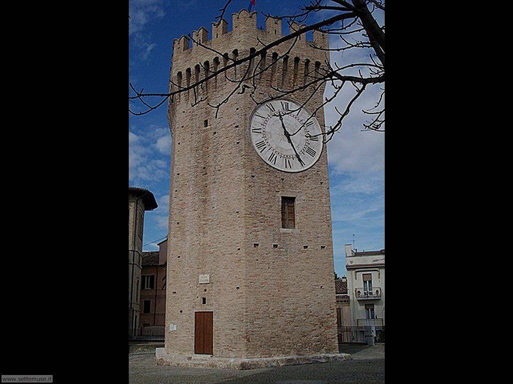 San Benedetto del Tronto torrione autore CastElle