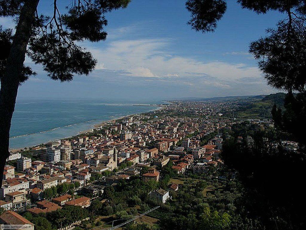 Panorama di San Benedetto del Tronto