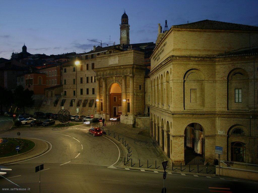 Macerata Ingresso Arena