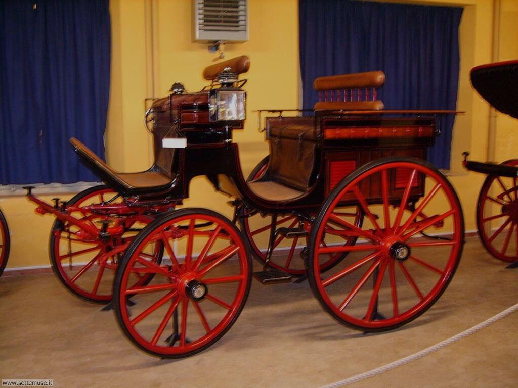 Il Museo della carrozza a Macerata