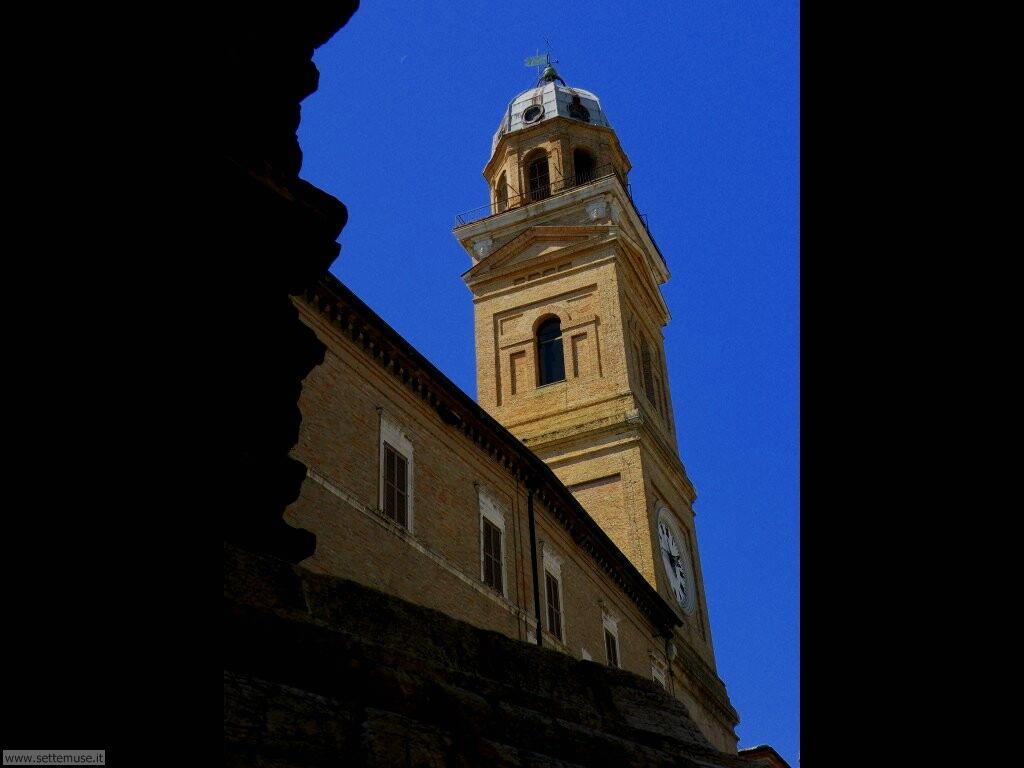 Torre civica di Macerata