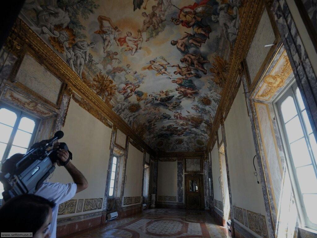 Palazzo Bonaccorsi, interno