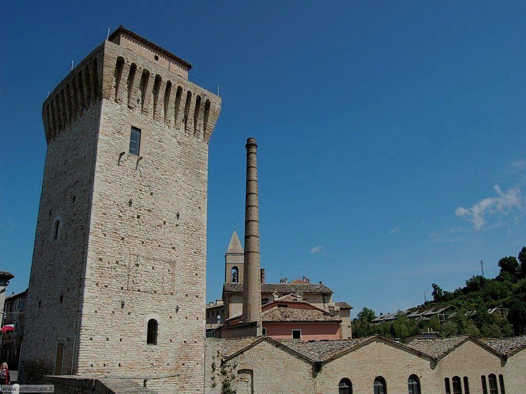 Torre e lanificio