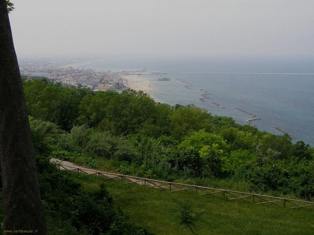 Gabicce Monte, panorama