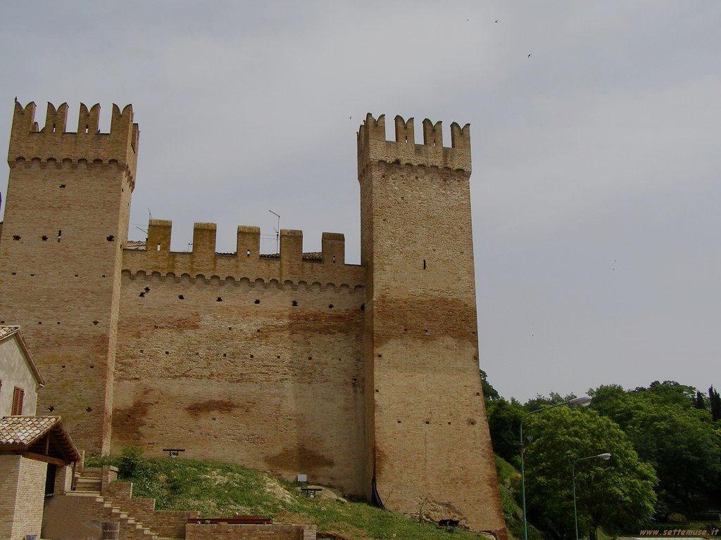 Ingresso Castello di Gradara