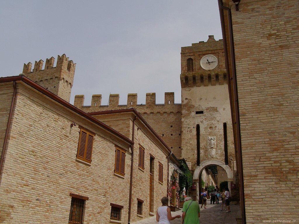 Castello di Gradara foto
