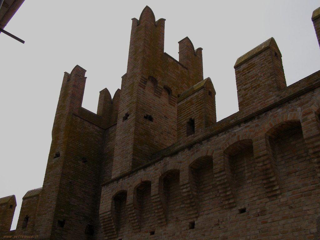 Immagini del Castello di Gradara