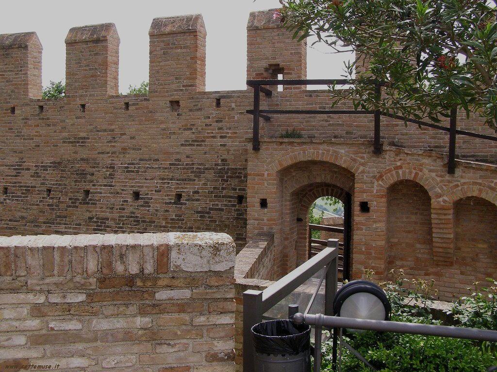 Ponte nel Castello di Gradara