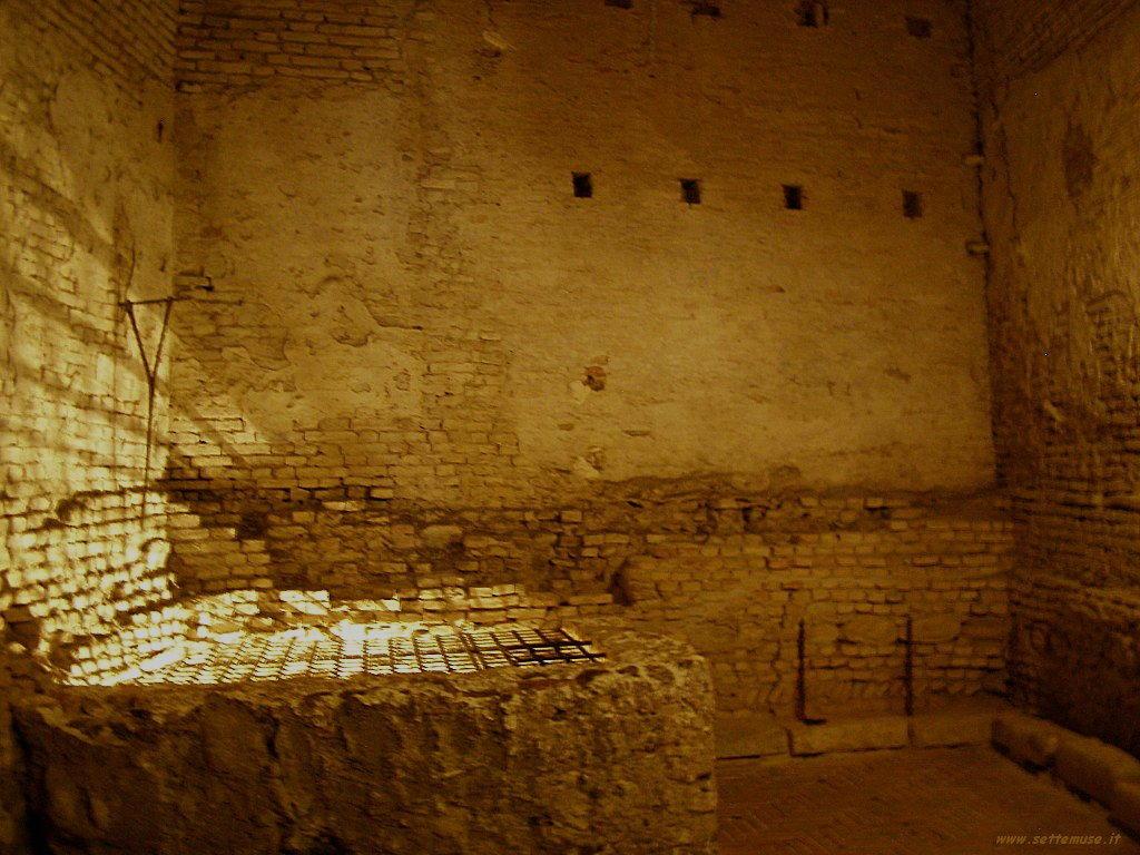 Interno Castello di Gradara
