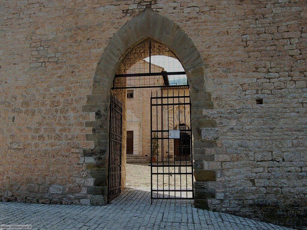 Castello Brancaleoni a Piobbico