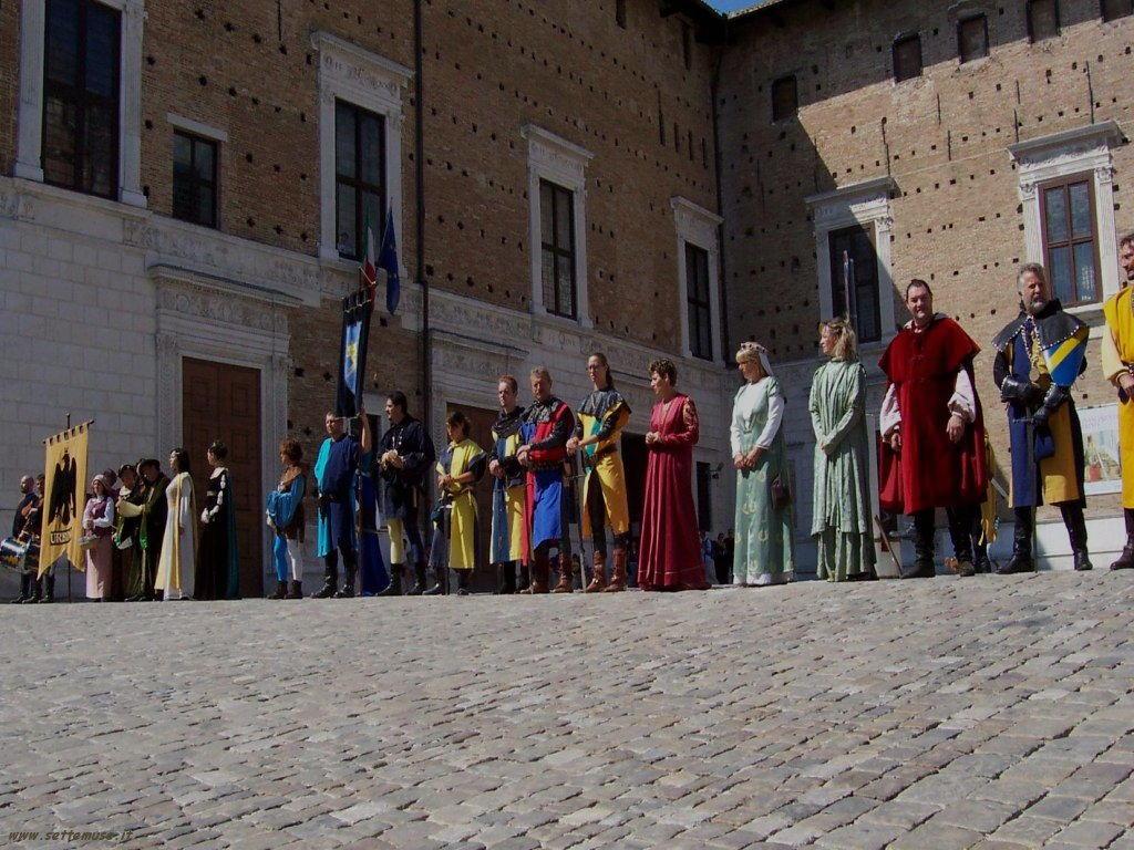 Sfilata a Urbino