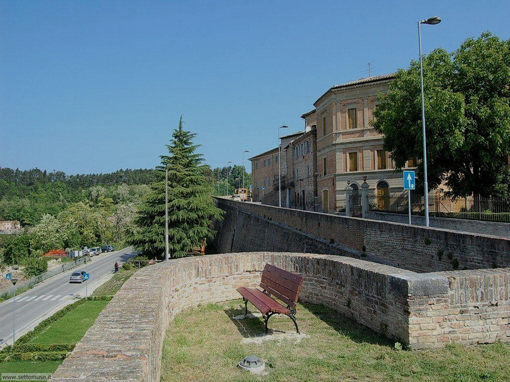 Mura di Urbino