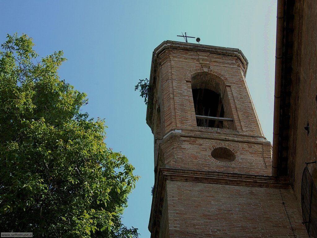 Campanile a Urbino