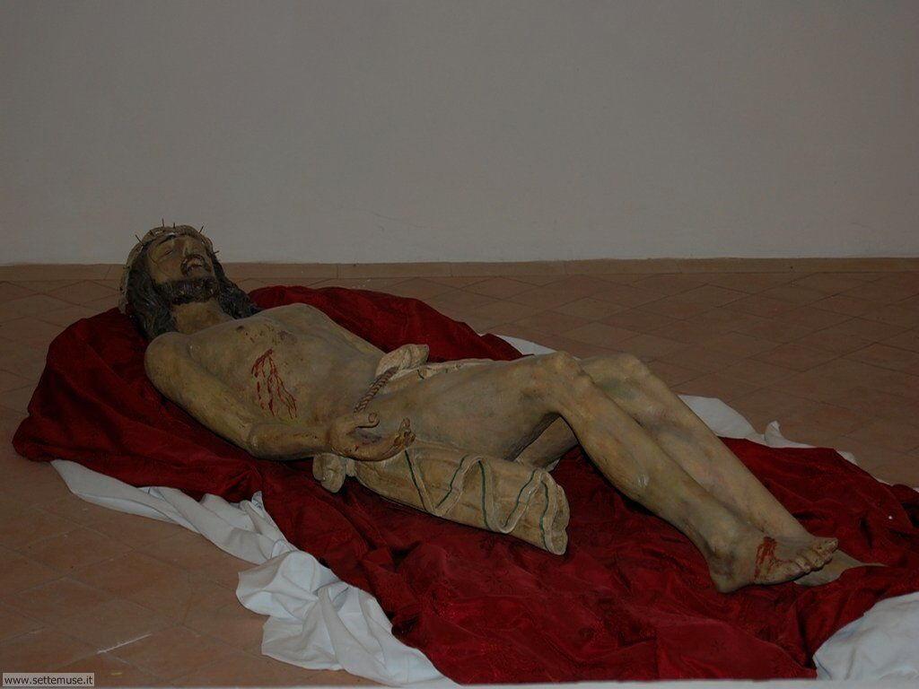 Il Cristo morto - Museo Diocesano di Urbino