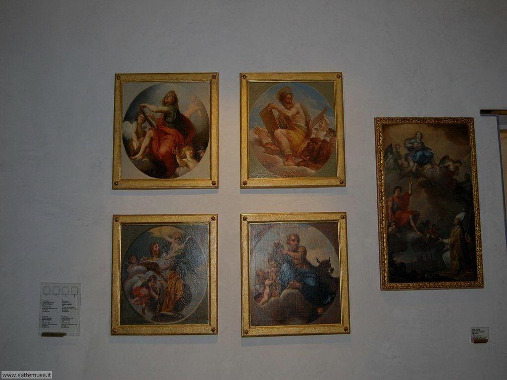 Opere al Museo Diocesano di Urbino