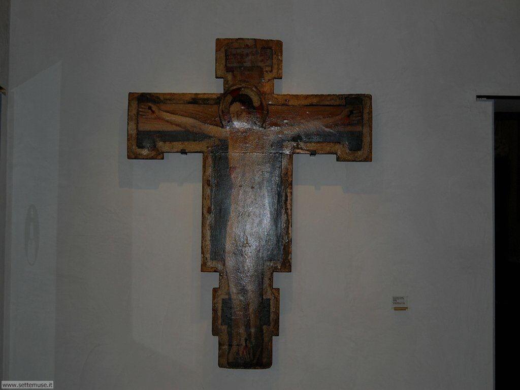 Crocefisso al Museo Diocesano di Urbino