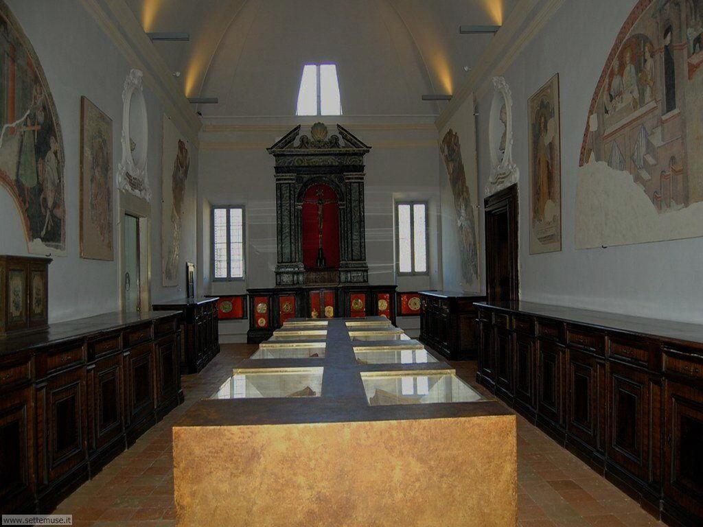 Salone del Museo Diocesano di Urbino