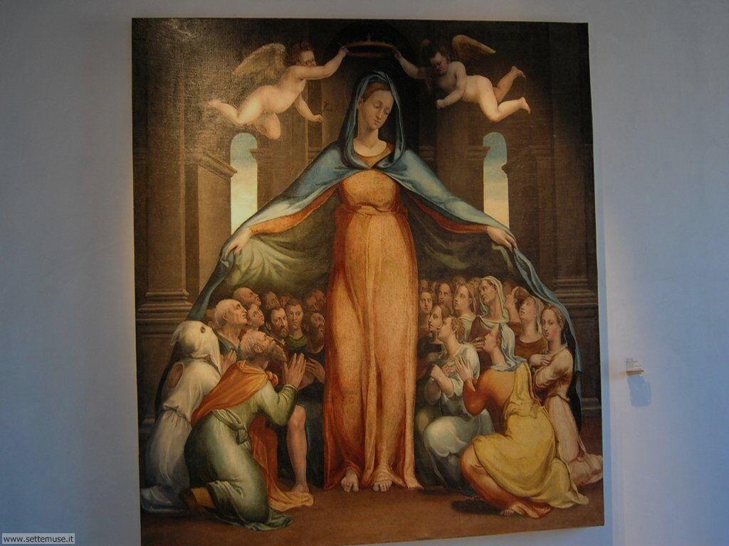 Giustino Episcopi - Madonna della Misericordia