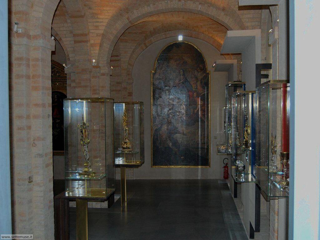 Sala del Museo Diocesano di Urbino