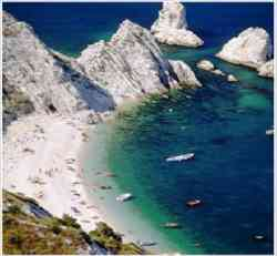 Ancona - Spiaggia Delle Due Sorelle