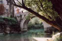 Genga - Ponte Romano