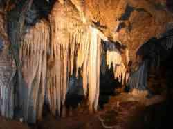 Grotte di Frasassi - Grotta grande del vento