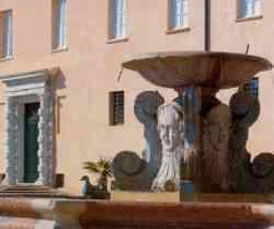 nigallia Palazzo del Duca e Fontana delle Anatre