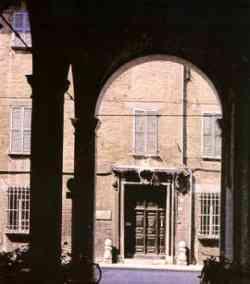 Senigallia - Palazzo Mastai