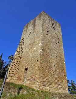 Serra San Quirico - Torre del Cassero