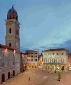 Macerata Piazza Della Libertà