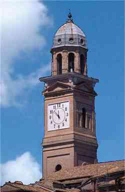 Macerata - Torre civica
