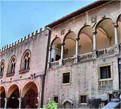 Fano - Corte Malatestiana