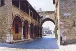 Fano - Loggia di San Michele