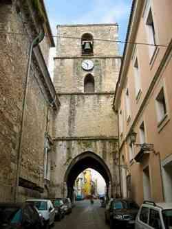 Isernia - Municipio e Chiesa di S.Francesco