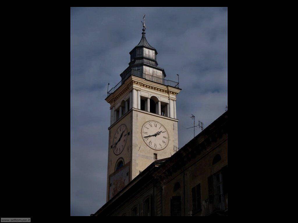 cuneo citta torre civica